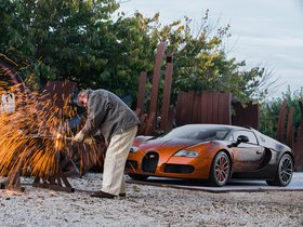 Ver foto 5 de Bugatti Veyron Grand Sport Venet 2012