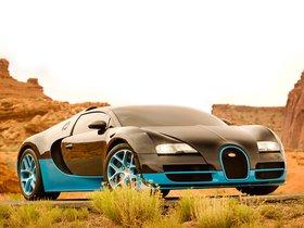 Ver foto 1 de Bugatti Veyron Grand Sport Vitesse Drift Transformers 4 2014