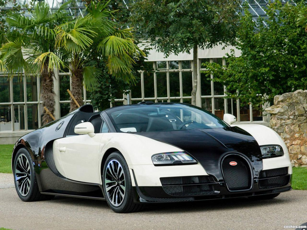 Foto 0 de Bugatti Veyron Grand Sport Vitesse Lang Lang Special Edition 2013