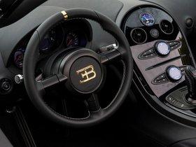 Ver foto 10 de Bugatti Veyron Grand Sport Vitesse Lang Lang Special Edition 2013