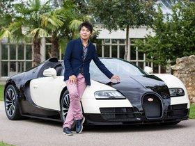 Ver foto 5 de Bugatti Veyron Grand Sport Vitesse Lang Lang Special Edition 2013