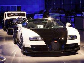 Ver foto 3 de Bugatti Veyron Grand Sport Vitesse Lang Lang Special Edition 2013