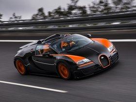 Ver foto 5 de Bugatti Veyron Grand Sport Vitesse World Record Car 2013