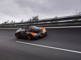 Ver foto 2 de Bugatti Veyron Grand Sport Vitesse World Record Car 2013
