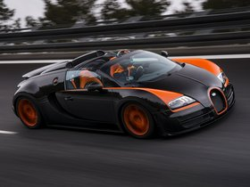 Ver foto 1 de Bugatti Veyron Grand Sport Vitesse World Record Car 2013