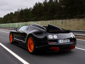 Ver foto 12 de Bugatti Veyron Grand Sport Vitesse World Record Car 2013