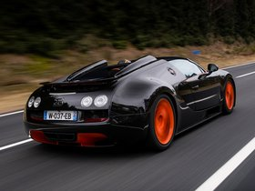 Ver foto 11 de Bugatti Veyron Grand Sport Vitesse World Record Car 2013