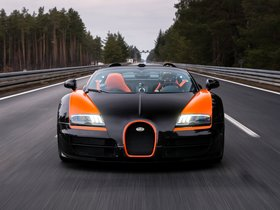 Ver foto 10 de Bugatti Veyron Grand Sport Vitesse World Record Car 2013