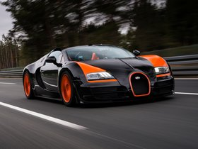 Ver foto 9 de Bugatti Veyron Grand Sport Vitesse World Record Car 2013