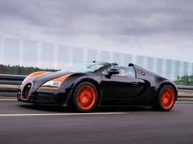 Ver foto 8 de Bugatti Veyron Grand Sport Vitesse World Record Car 2013
