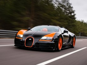 Ver foto 7 de Bugatti Veyron Grand Sport Vitesse World Record Car 2013