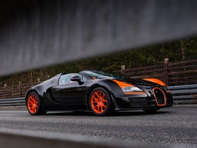 Ver foto 6 de Bugatti Veyron Grand Sport Vitesse World Record Car 2013