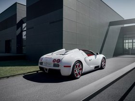 Ver foto 5 de Bugatti Veyron Grand Sport Wei Long 2012