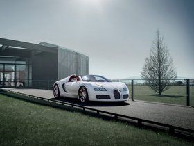 Ver foto 4 de Bugatti Veyron Grand Sport Wei Long 2012