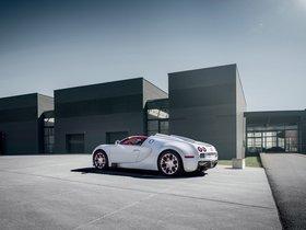 Ver foto 2 de Bugatti Veyron Grand Sport Wei Long 2012