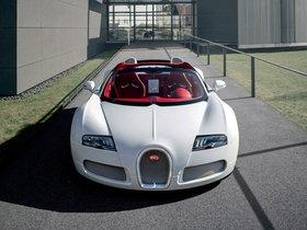 Ver foto 1 de Bugatti Veyron Grand Sport Wei Long 2012