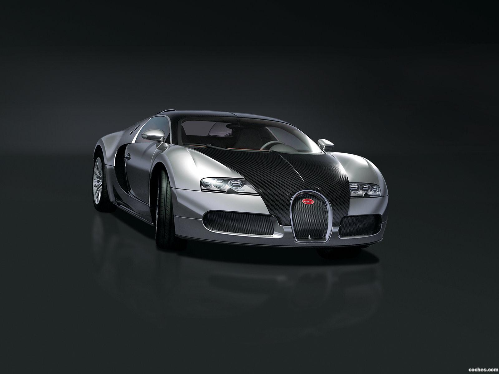 Foto 0 de Bugatti Veyron Pur Sang 2007
