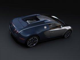Ver foto 6 de Bugatti Veyron Sang Bleu Grand Sport 2009