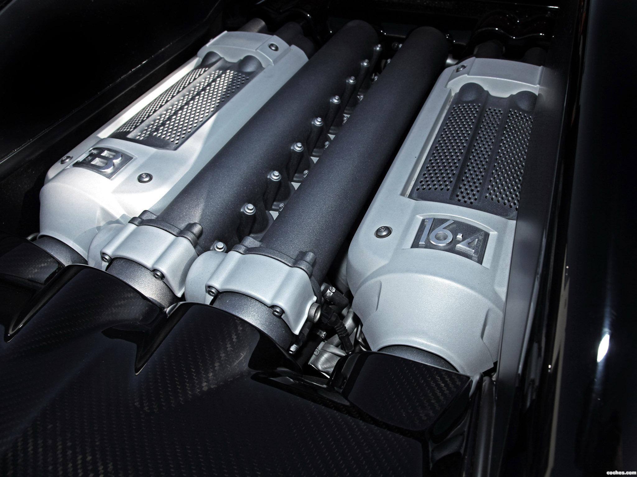 Foto 8 de Bugatti Veyron Sang Noir by Cam Shaft 2012