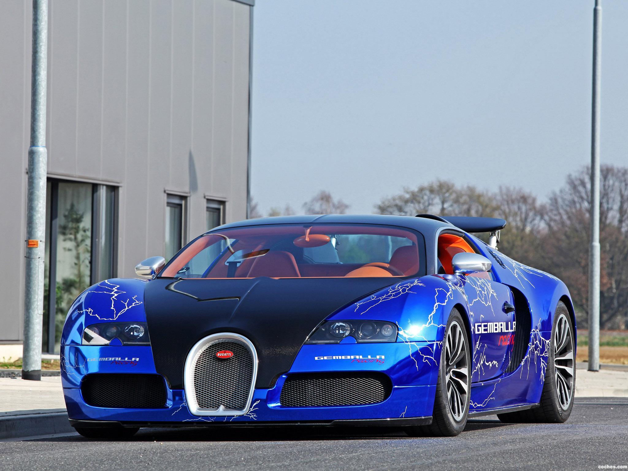 Foto 5 de Bugatti Veyron Sang Noir by Cam Shaft 2012