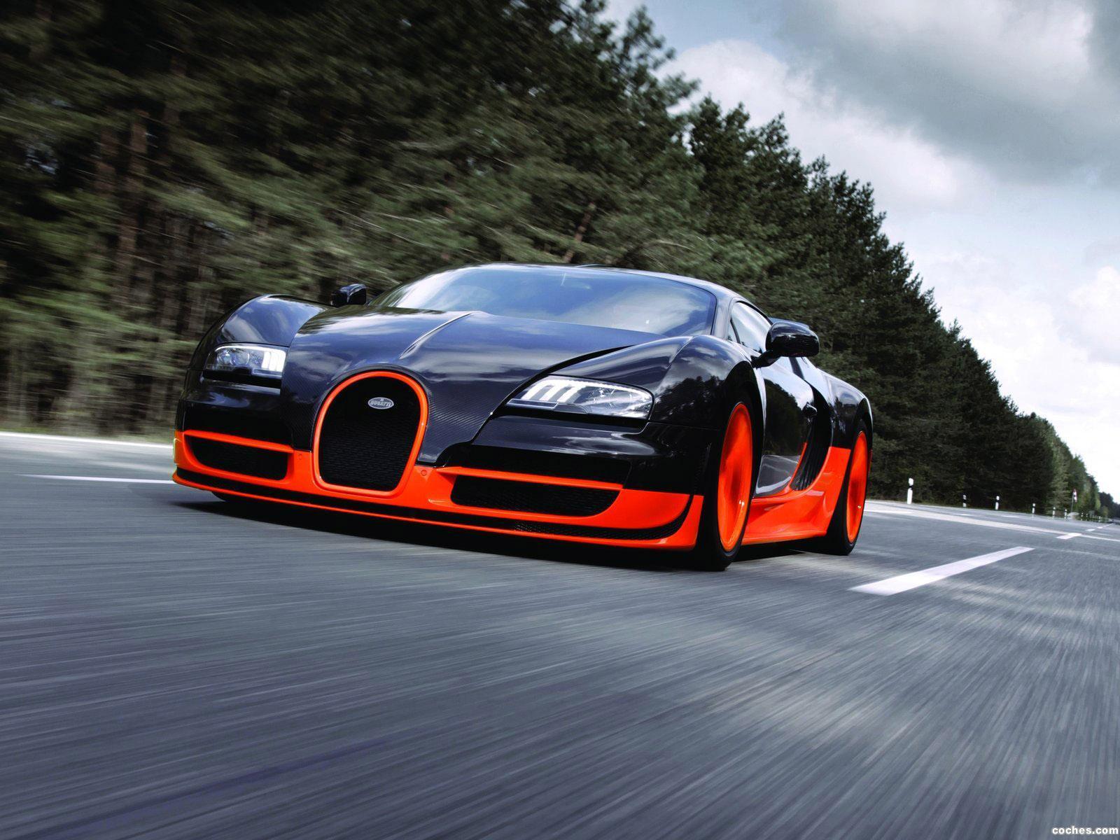 Foto 0 de Bugatti Veyron Super Sport 2010