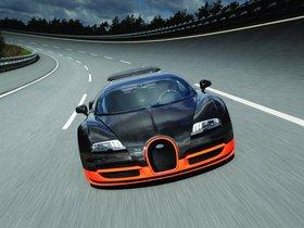 Ver foto 6 de Bugatti Veyron Super Sport 2010