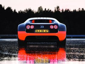 Ver foto 3 de Bugatti Veyron Super Sport 2010