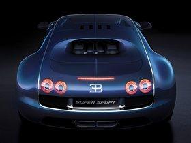 Ver foto 21 de Bugatti Veyron Super Sport 2010