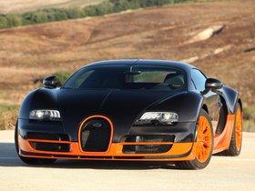 Ver foto 25 de Bugatti Veyron Super Sport 2010