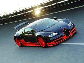 Ver foto 10 de Bugatti Veyron Super Sport 2010