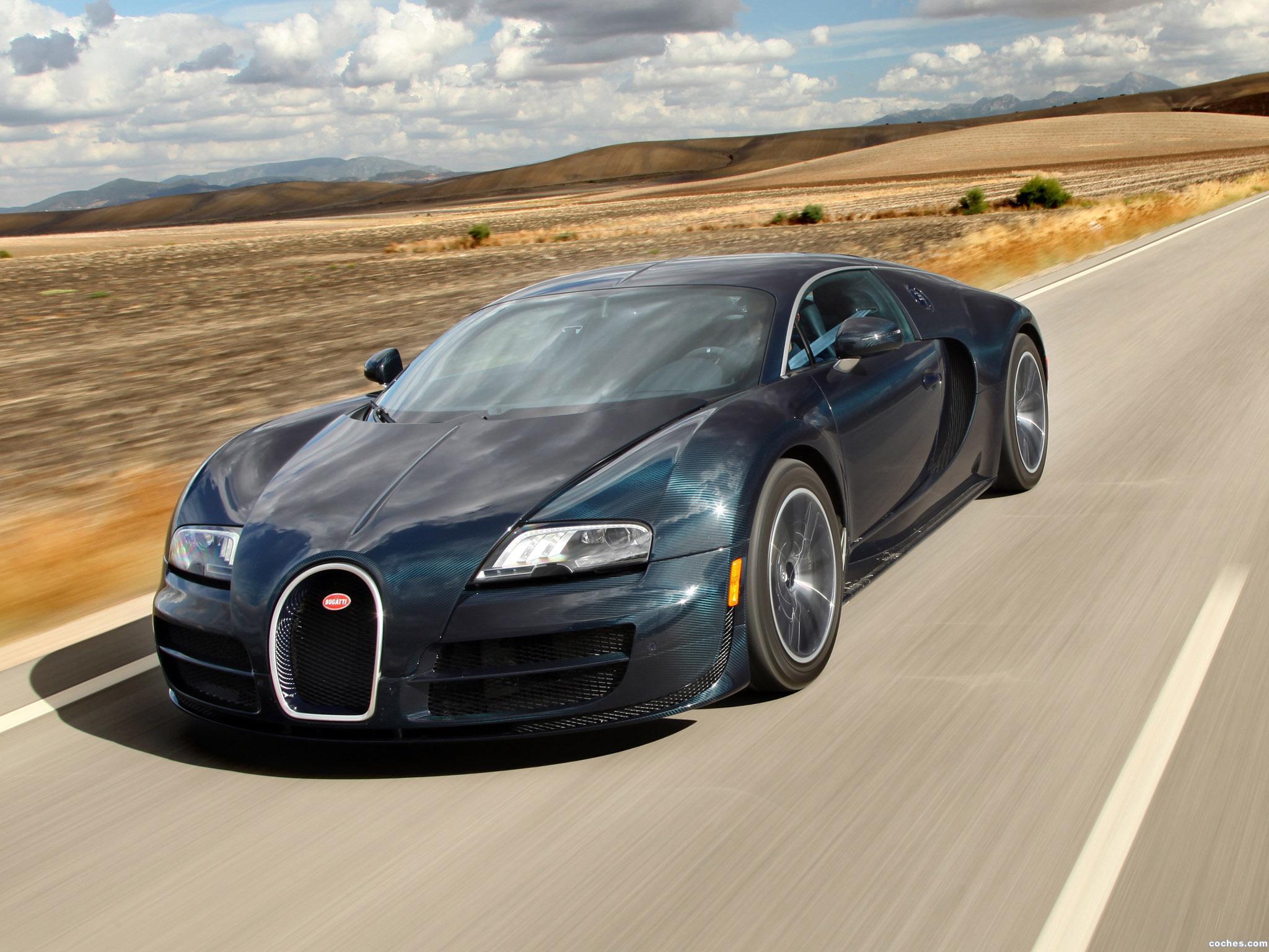 Foto 0 de Bugatti Veyron Super Sport USA 2010
