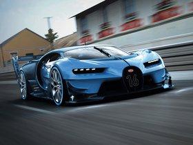 Ver foto 3 de Bugatti Vision Gran Turismo 2015