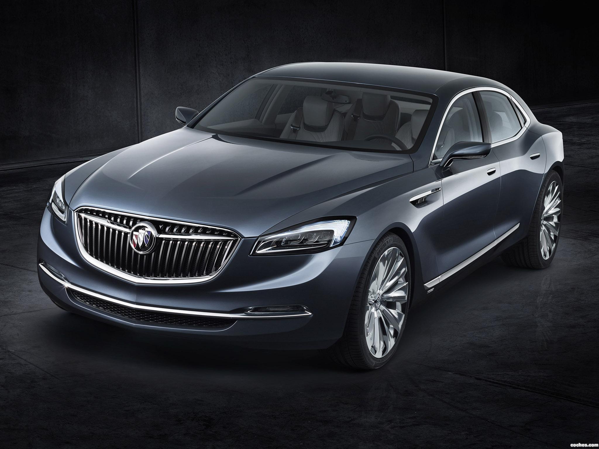 Foto 7 de Buick Avenir Concept 2015