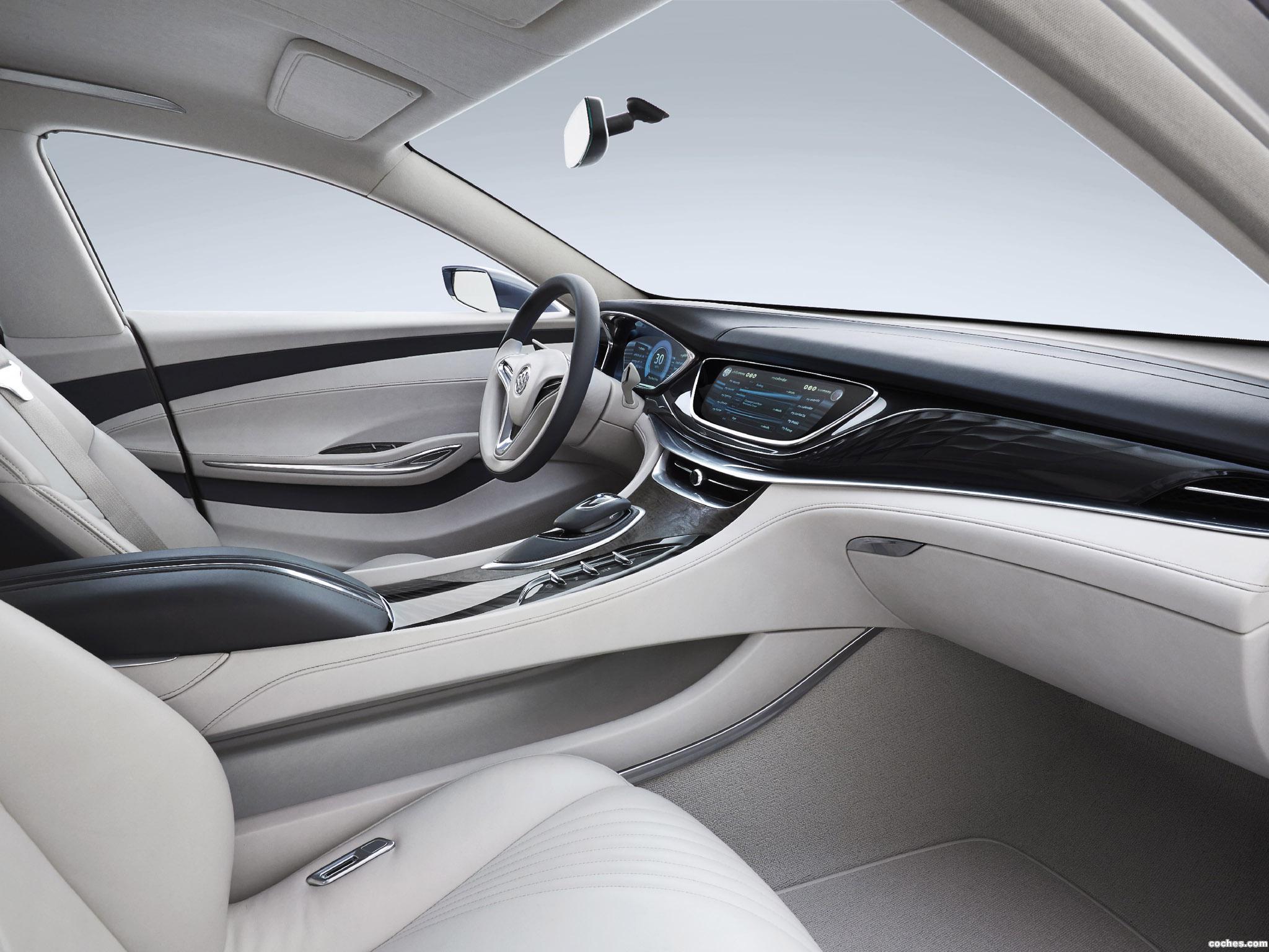 Foto 14 de Buick Avenir Concept 2015