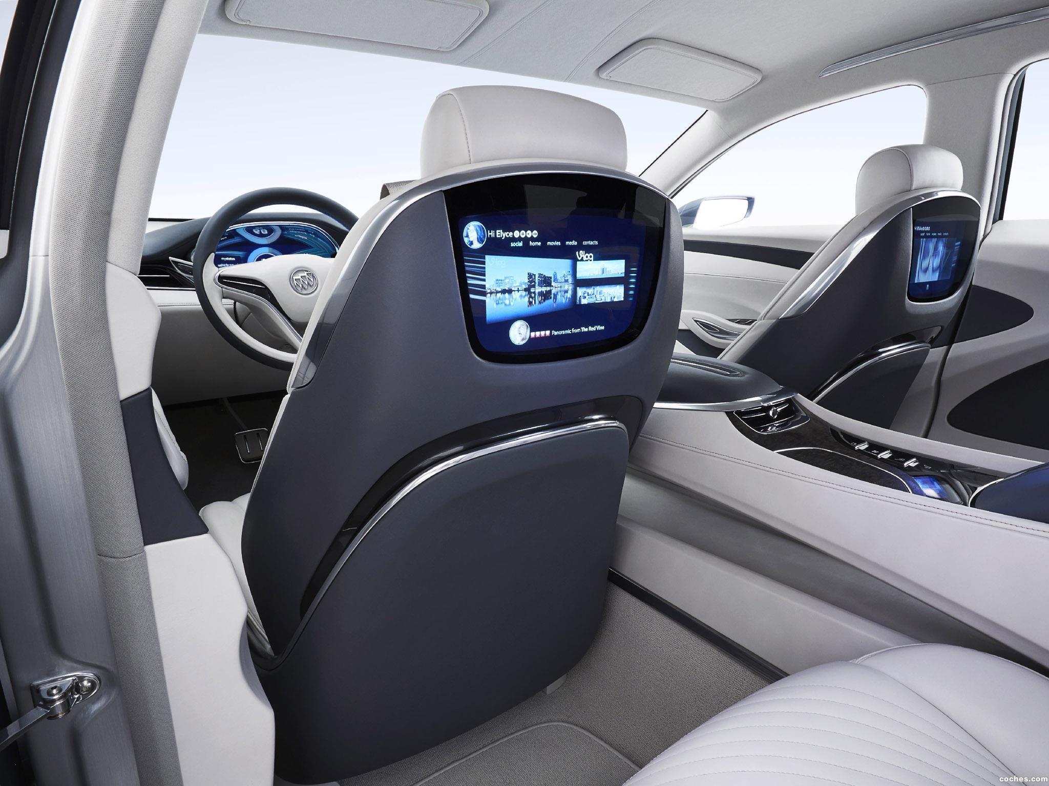Foto 13 de Buick Avenir Concept 2015