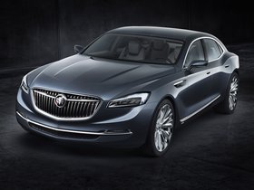 Ver foto 8 de Buick Avenir Concept 2015
