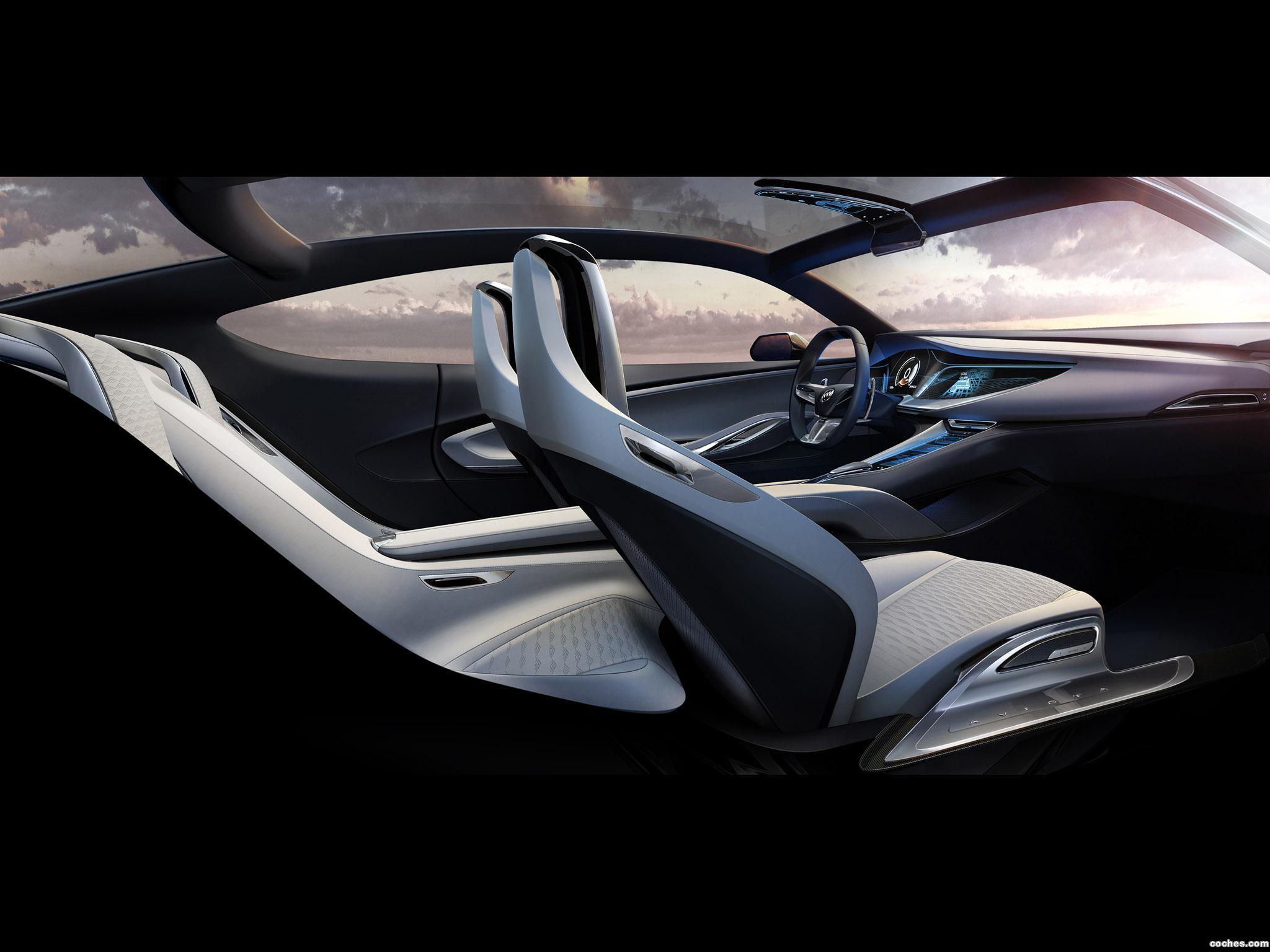 Foto 9 de Buick Avista Concept 2016