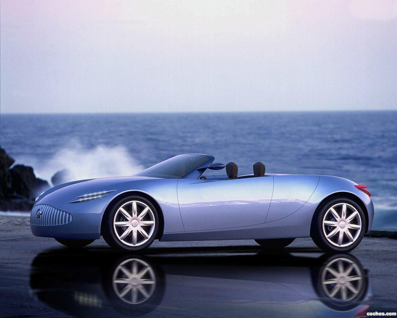 Foto 0 de Buick Bengal Concept 2001