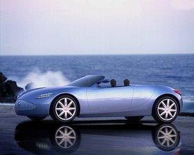 Ver foto 1 de Buick Bengal Concept 2001