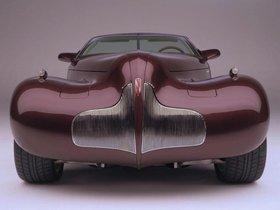 Ver foto 7 de Buick Blackhawk Concept 2001