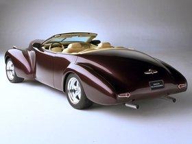Ver foto 6 de Buick Blackhawk Concept 2001