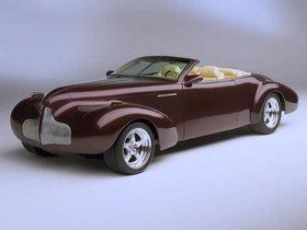 Ver foto 5 de Buick Blackhawk Concept 2001