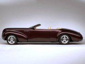 Ver foto 3 de Buick Blackhawk Concept 2001