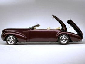Ver foto 2 de Buick Blackhawk Concept 2001