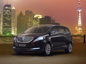 Ver foto 3 de Buick Business Concept 2009