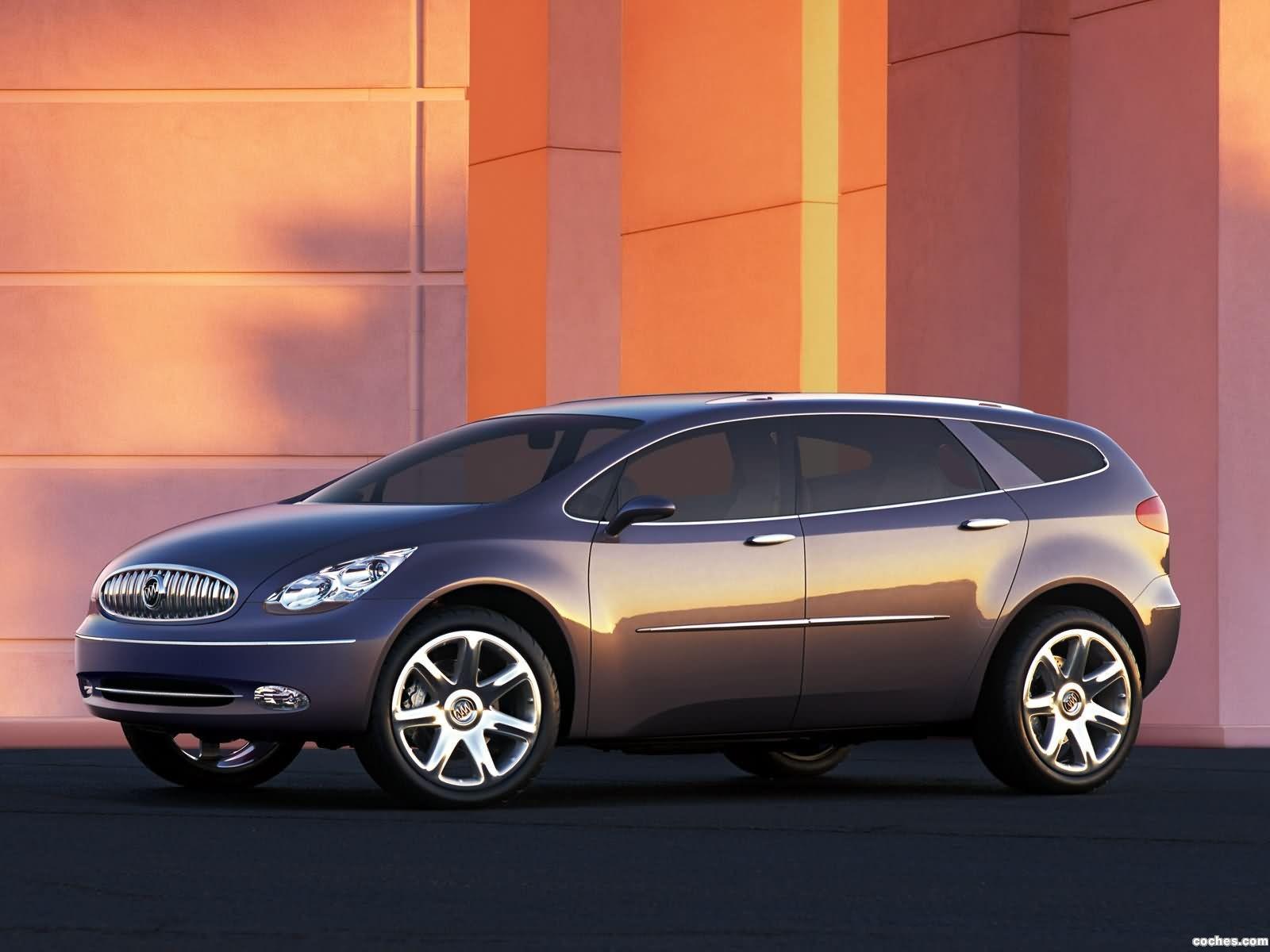 Foto 0 de Buick Centieme Concept 2003