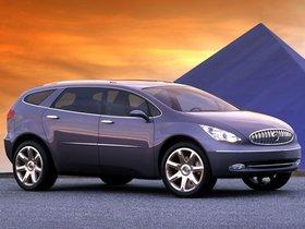 Ver foto 5 de Buick Centieme Concept 2003