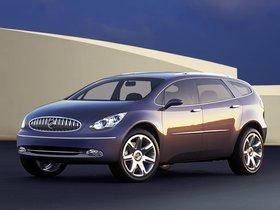 Ver foto 4 de Buick Centieme Concept 2003