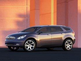 Ver foto 1 de Buick Centieme Concept 2003