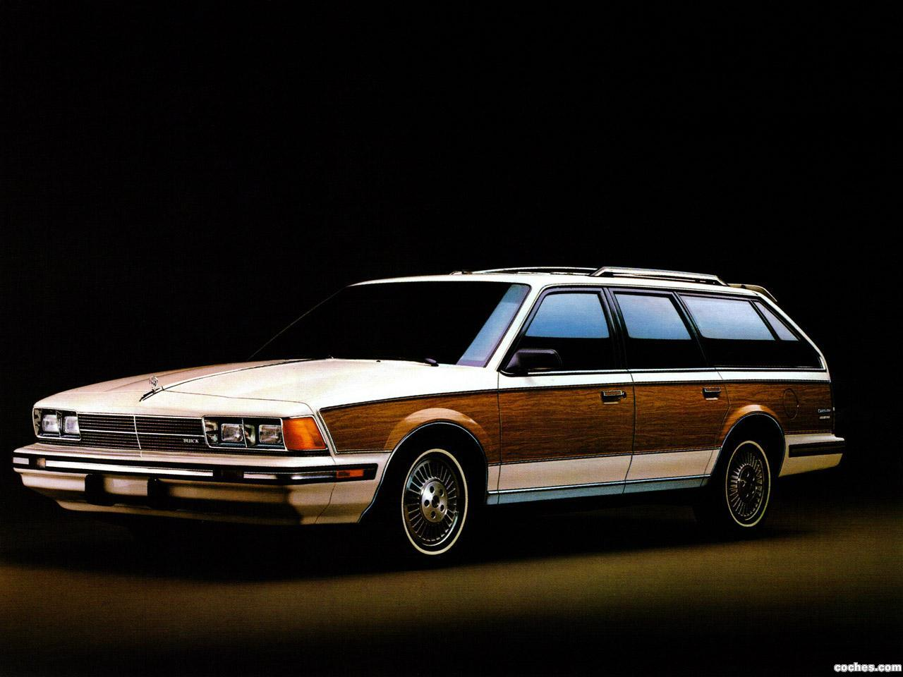 Foto 0 de Buick Century Estate Wagon 1982